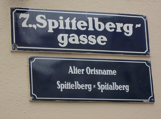 Spittelberg-gasse