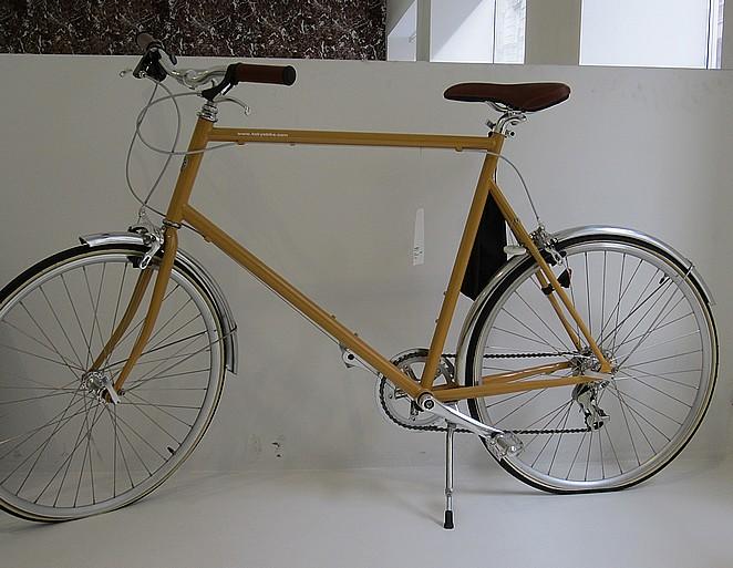 fiets-etalage
