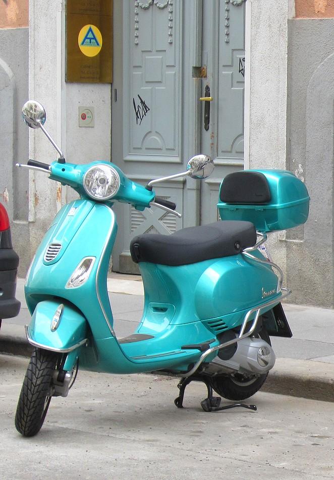 scooter-wenen