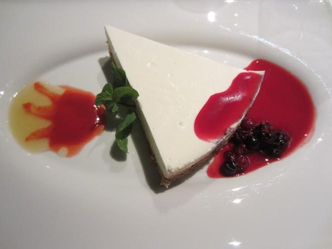Bellevue Dubrovnik dessert