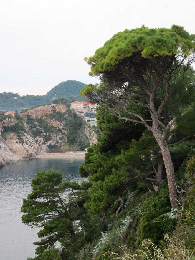 Uitzicht op Bellevue Dubrovnik