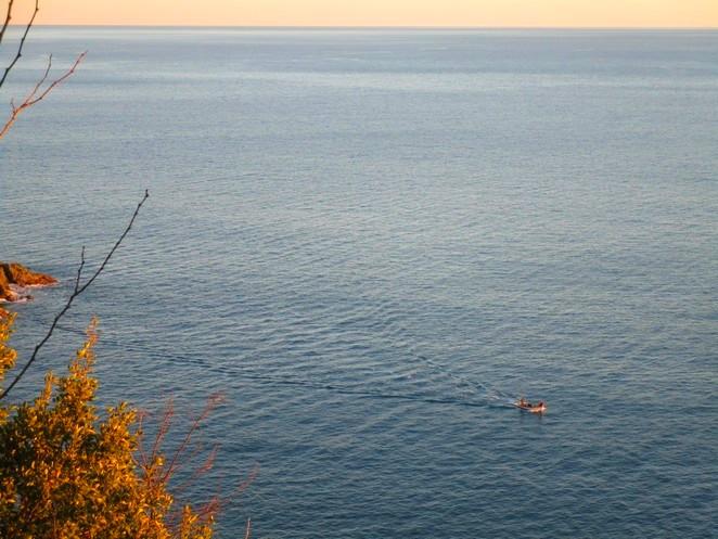 ligurische zee