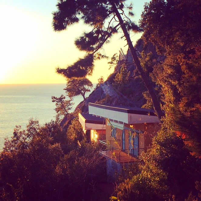 Natuurparadijsje bij de Cinque Terre