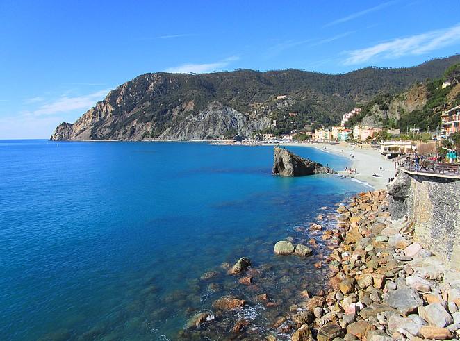 Monterosso la spiaggia