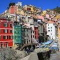 Riomaggiore-typisch-Cinque-Terre