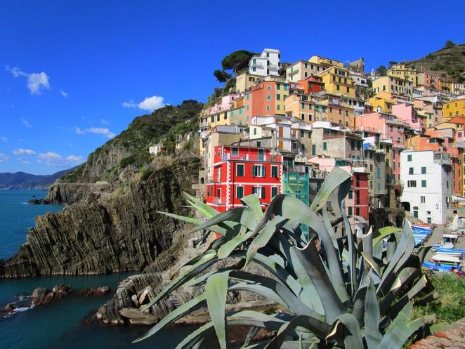 Riomaggiore 6 dorpje Cinque Terre