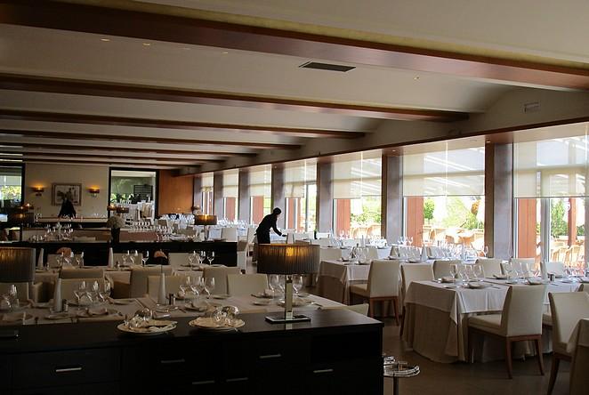 restaurant Guitart Monterrey
