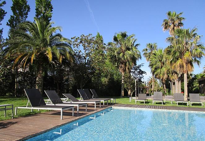 Het mooiste hotel van Lloret