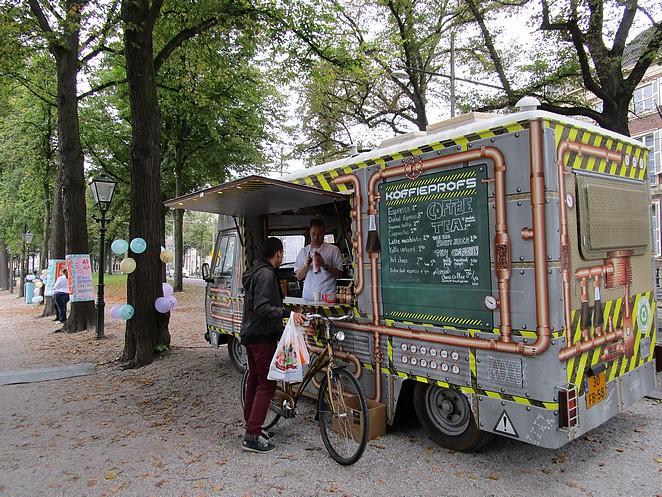 Food Festival Den Haag Lange Voorhout