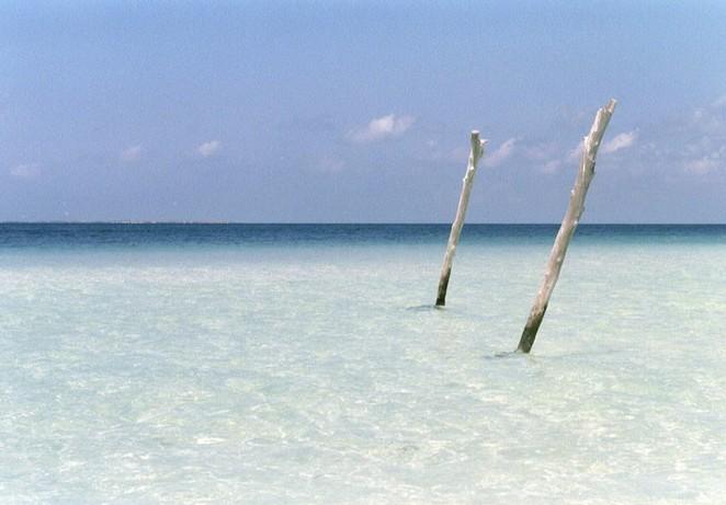 Paradijselijk Cayo Blanco bij Cuba
