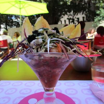 Lekker lunchplekje in Valencia