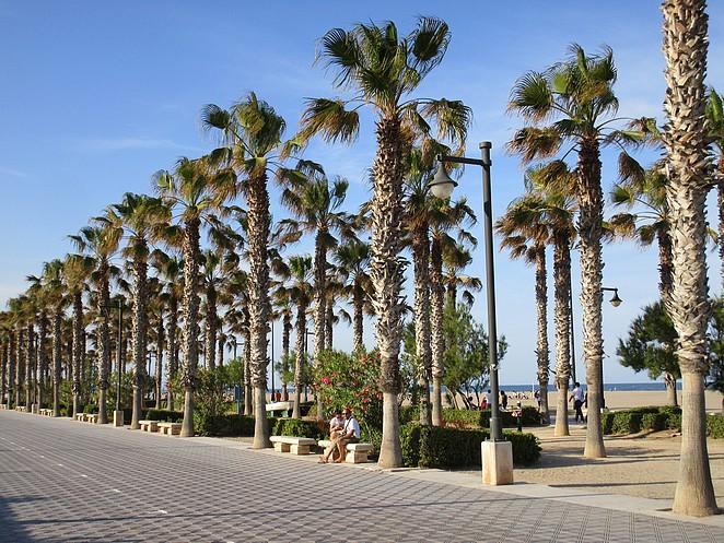 Strand-Valencia