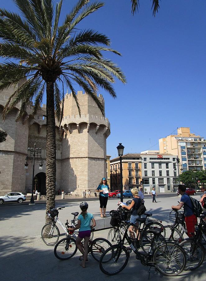 Fietstour-Valencia
