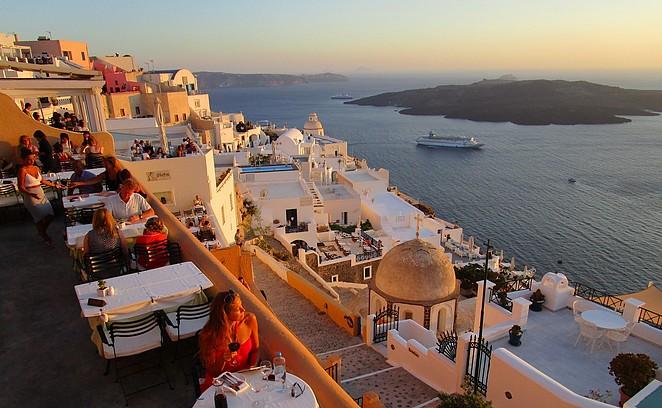 Afbeeldingsresultaat voor Santorini fyra