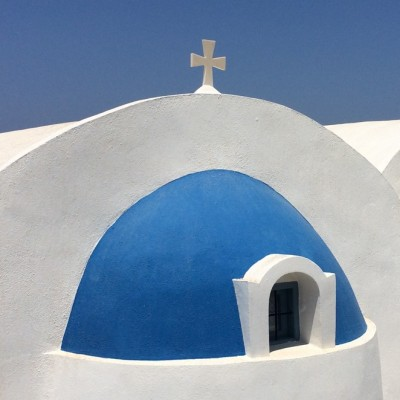 Droomeiland Santorini in 50 mooie foto's