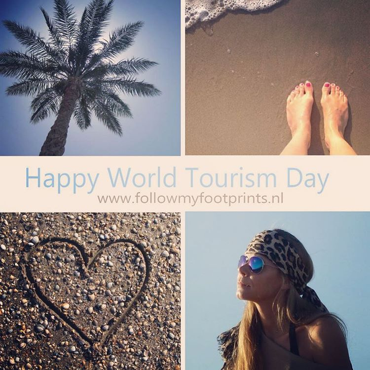 Happy World Tourism Day! WereldToerismeDag DiaMundialdelTurismo WorldTourismDay worldtourismday2015 dagvanhettoerisme tourismhellip