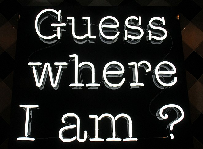 Guess-where