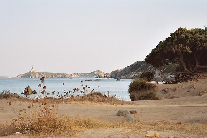 Sardinie-kust