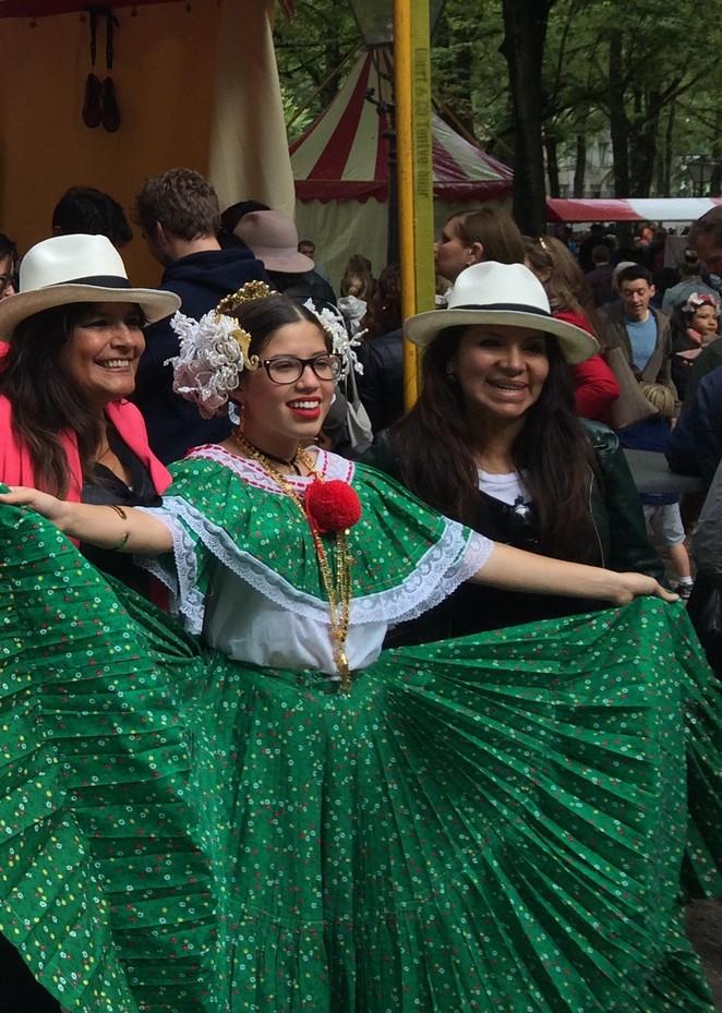 Midden-Amerikaans kostuum