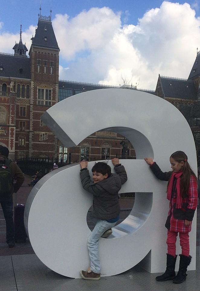 kinderen-Amsterdam