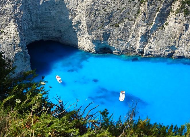 blauw-water