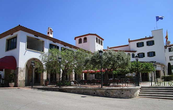 10 mooie hoteltips aan de costa brava follow my footprints for Hotel la gavina