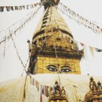 Throwback Swayambhunath temple in Kathmandu This and more pictures ofhellip