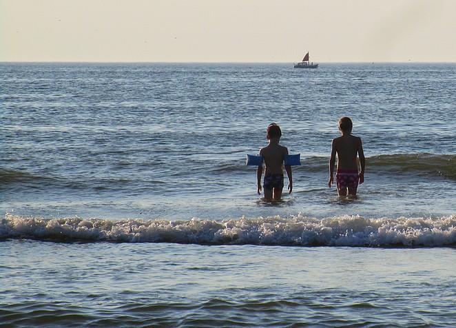 kinderen-zee-zuiderstrand