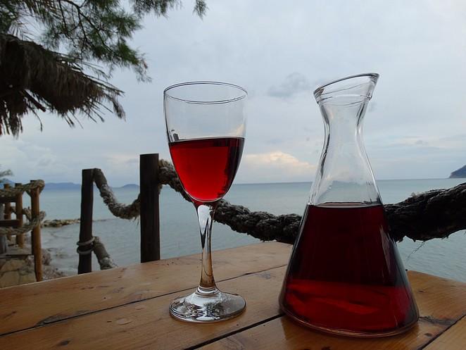 karaf-wijn