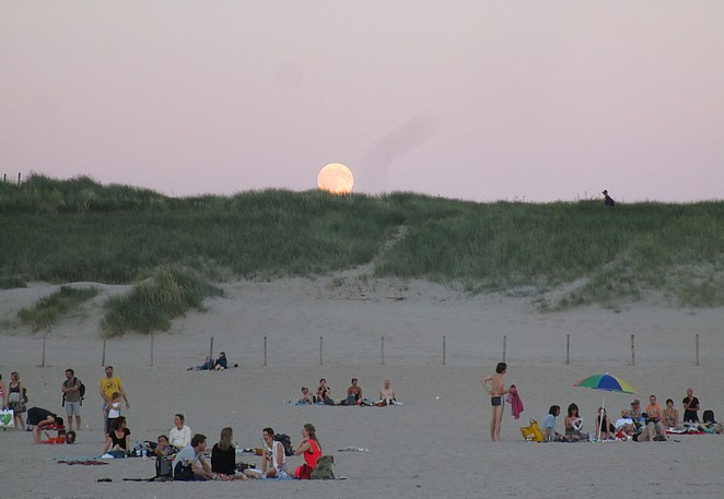 volle-maan-strand