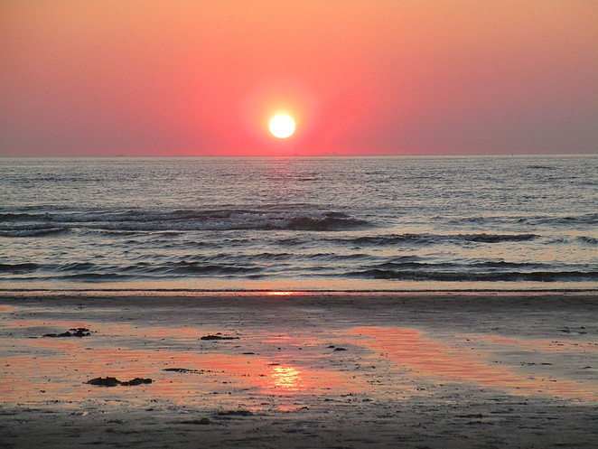 zonsondergang-nederland