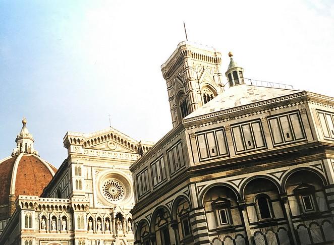 Toscane-Florence-kinderen