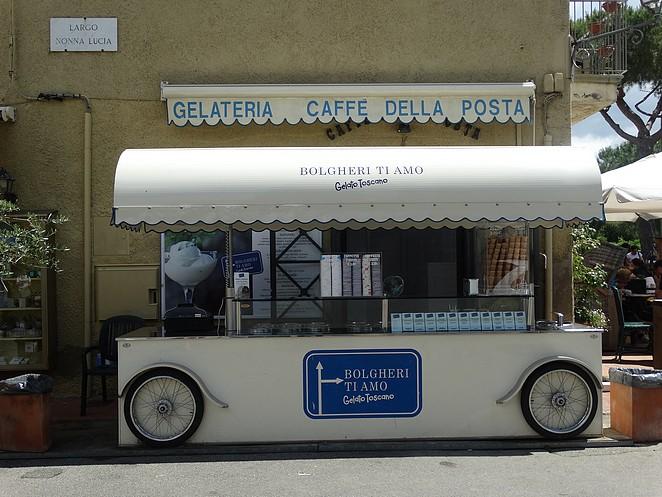 Toscane-ijs