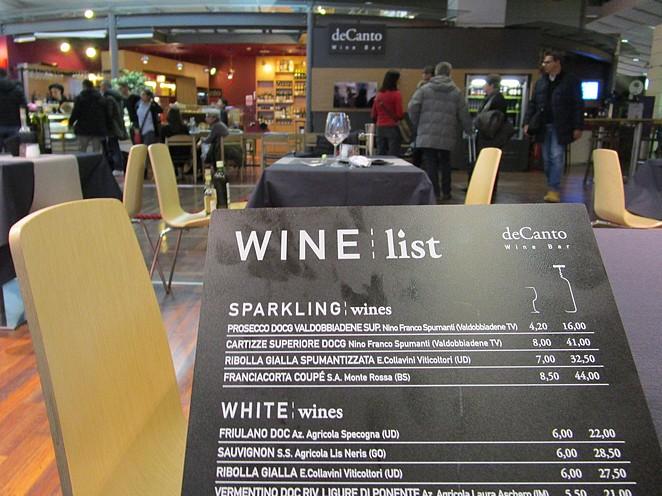wijnbar-luchthaven
