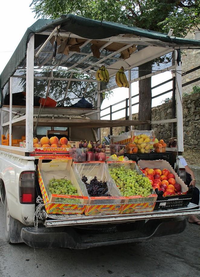 fruit-halkidiki