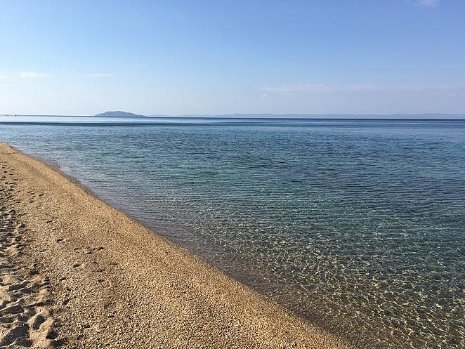 rustig-strand-chalkidiki