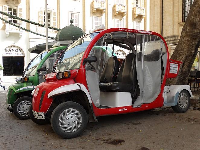 valletta-city-electric-car