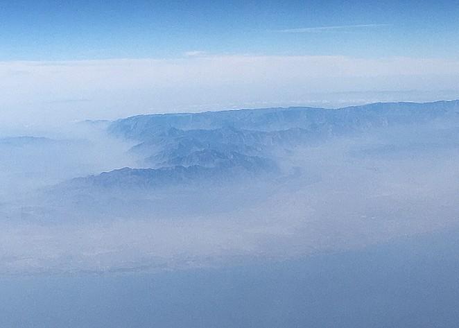 Gebergte-Oman