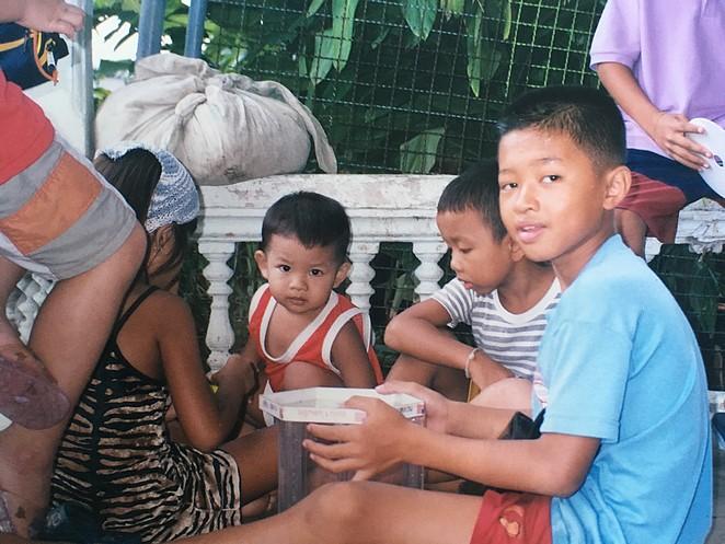 Kinderen-soi-bangkok