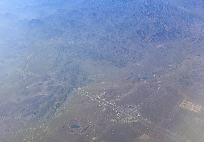 Oman-mountains