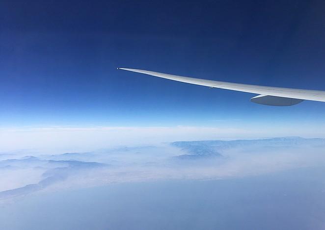 Oman-vliegtuig