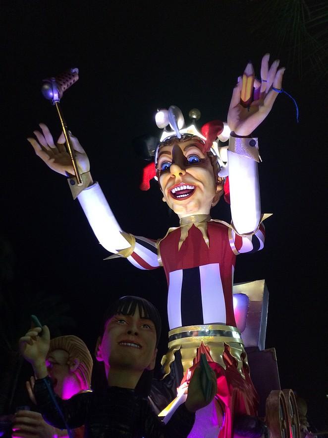 wanner begint carnaval