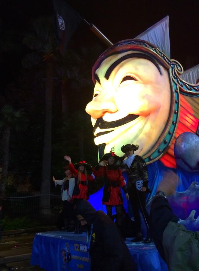 Carnaval-parade