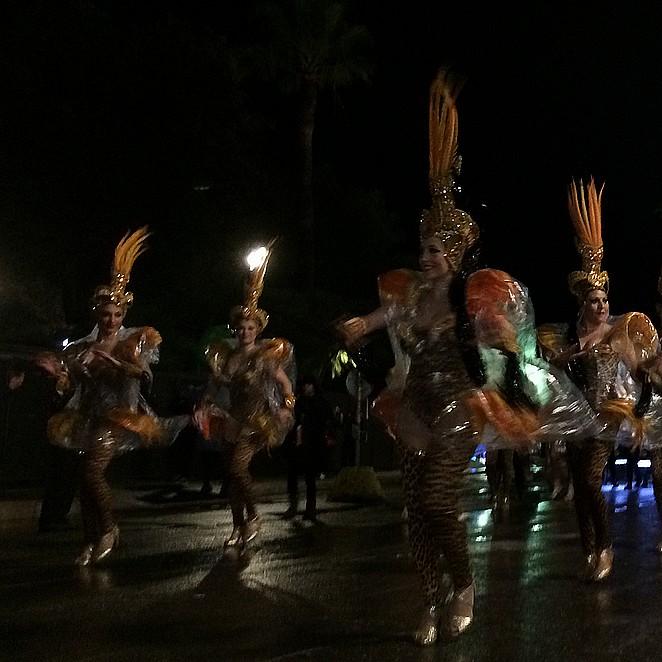 Carnaval-buitenland