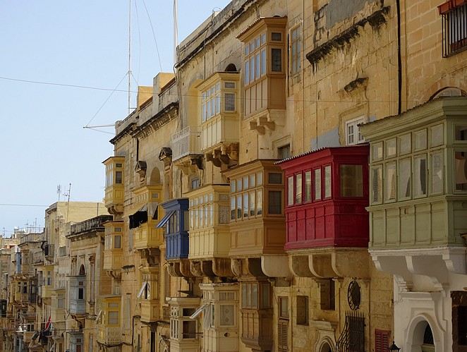 Citytrip-Valletta