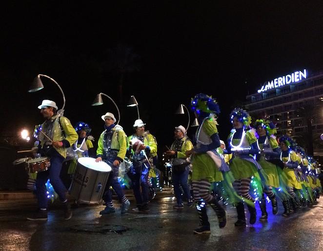 Muziek-carnaval-Nice