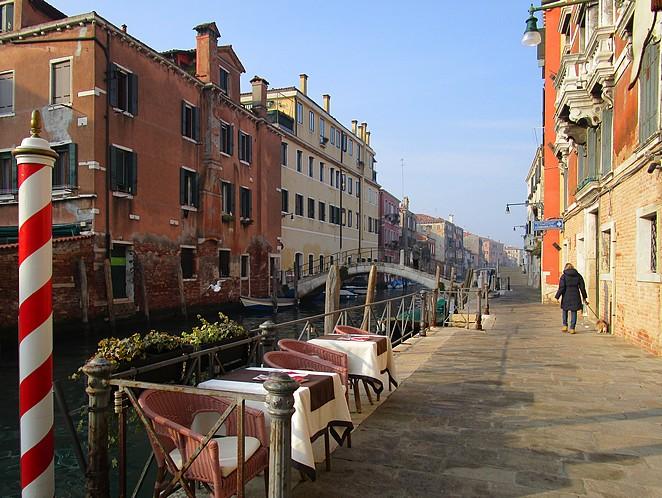 Rustige-buurt-Venetie