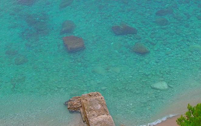 mooie stranden europa