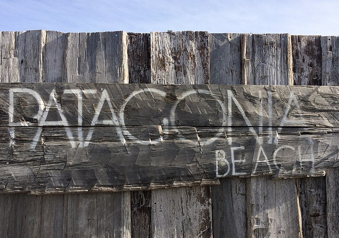 Patagonia-beach