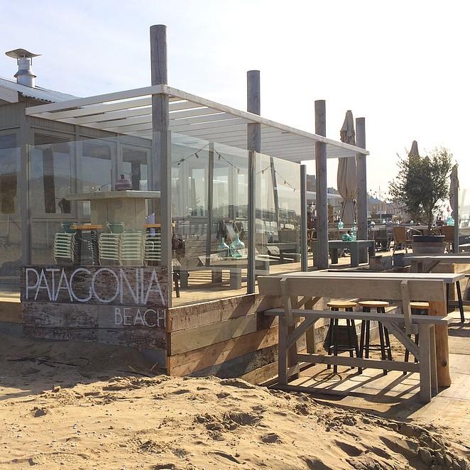 Patagonia-strandtent